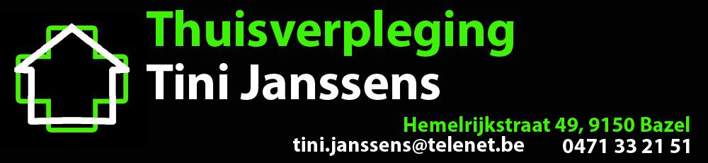 Thuisverpleging Tini Janssens